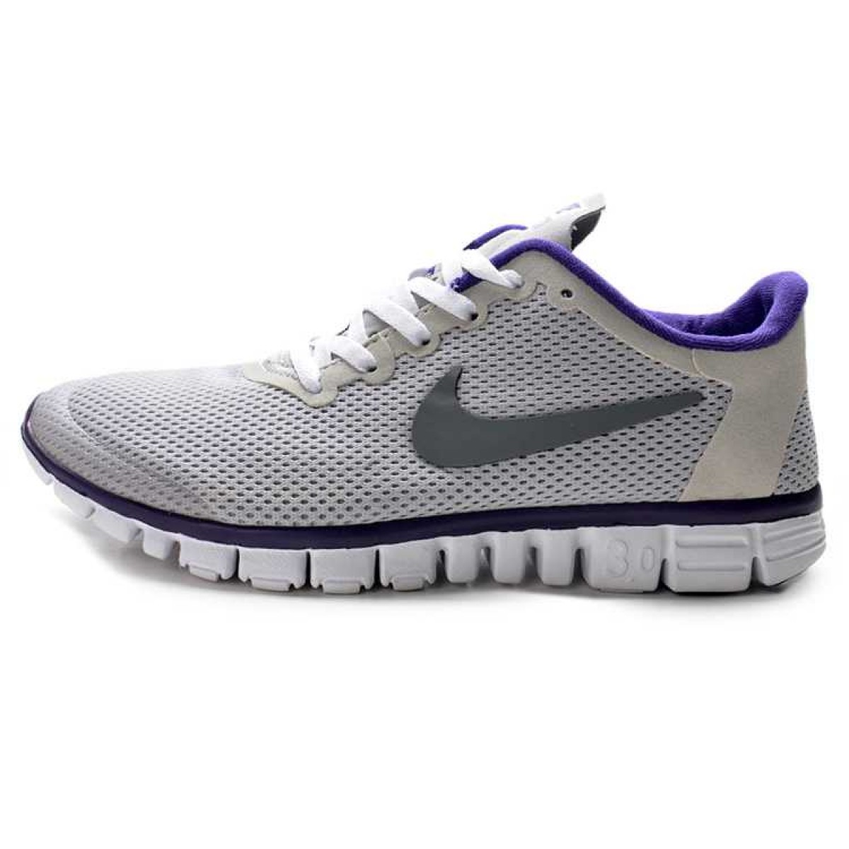 new products 55ddd 6177a Nike Free 3.0 V3 Femme Chaussures Pourpre Gris,nike free air jordan pas cher ,