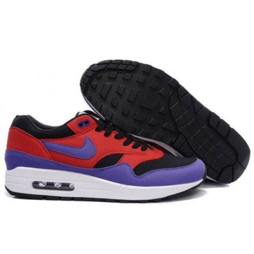 free shipping 5987a 5d4e6 Nike Air Max 1 Homme ACG foncé Shadow Varsity Purple M1H031,nike free nike