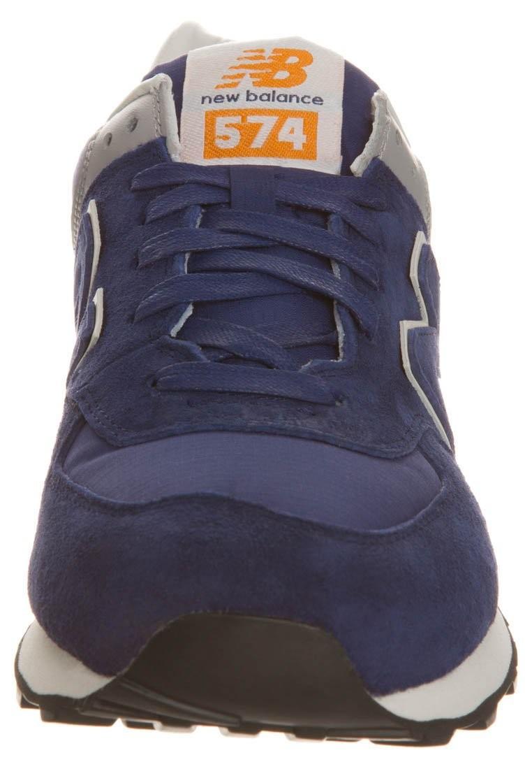 new balance ml574 gris bleu marine