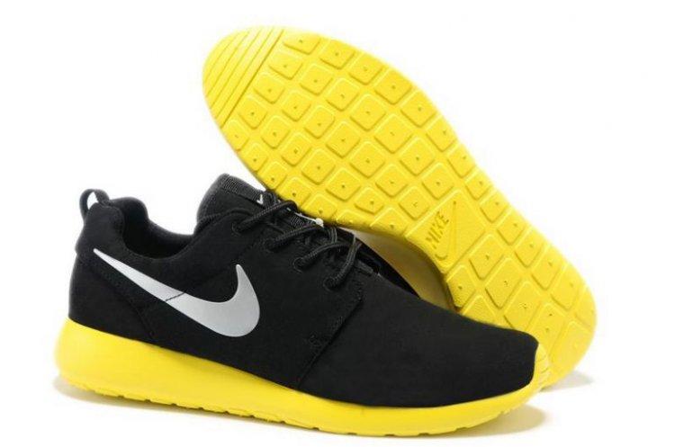 quality design e8151 69029 Acheter Chaussures Nike Roshe Run Homme Coal Noir Lemon Argent C,air jordan  17,