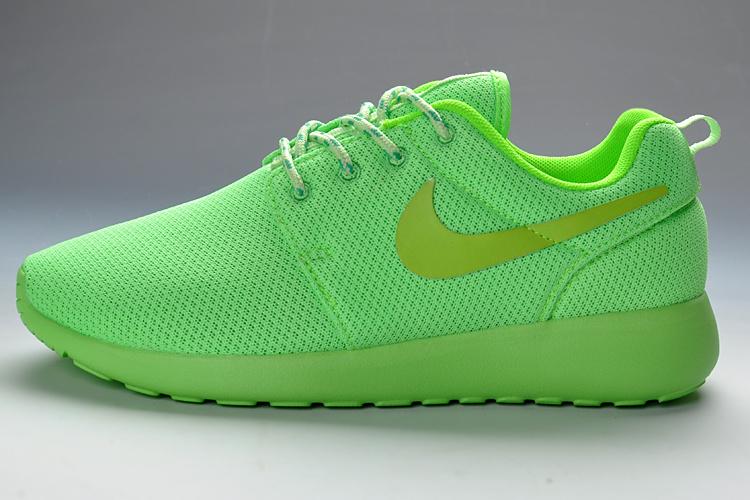 release date: 21d26 3bca6 ... Acheter Chaussures Nike Roshe Run Femme Fluorescent Vert Mesh OO,air  jordan future low, ...