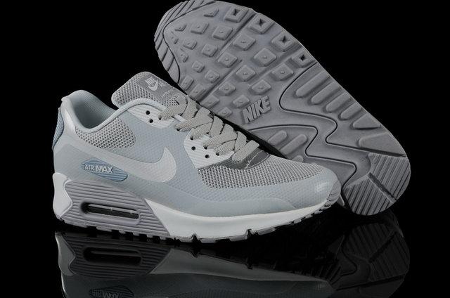 wholesale dealer 91b45 8e2cf Pas Cher Nike Air Max 90 Homme Cool Grey en ligne Chaussures,air jordan