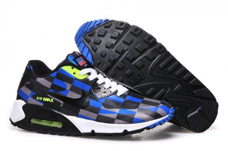 separation shoes 99dab d7390 Air max 90 Homme Grid blue 01,air jordan retro 4,destockage,Jordan