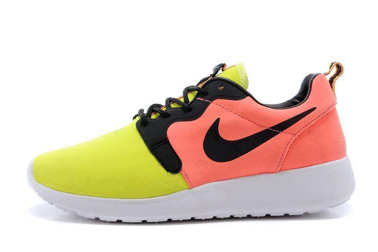 buy online bb293 b5207 Nike Roshe Run Suede rouge fluorescent Homme,air jordan 29,haute  qualité,Jordan