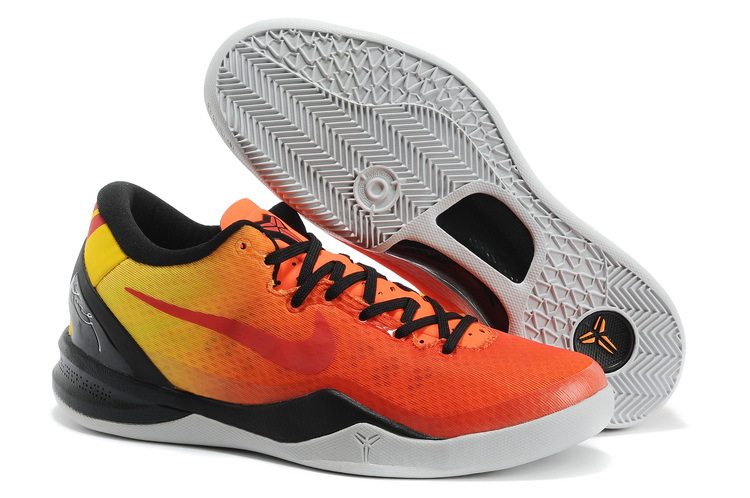 on sale b38d0 0b709 Nike Air Zoom Kobe VIII Orange Noir,air jordan fille,Réductions,Jordan
