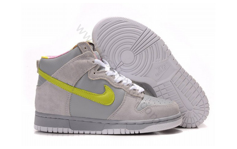 save off 483ff 5f4d3 Chaussures Nike Dunk SB Homme Pas cher Gris et Jaune,air max bw,mode