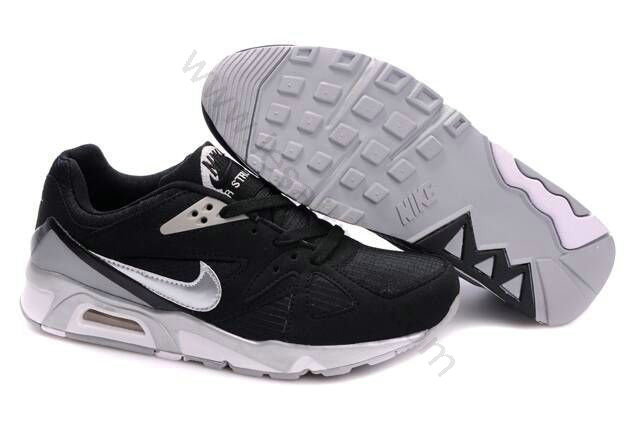 release date: ea68f 4bb17 Chaussures Nike air max 91 Homme vente chaude Noir et Blanc,nike tn ,meilleure