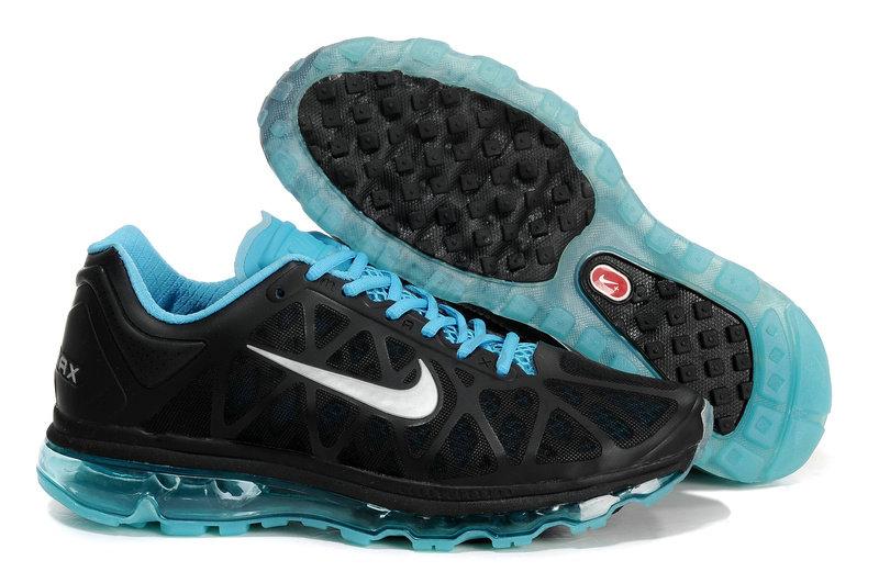 innovative design 046f1 c8f1e Chaussures Nike Air Max 2011 femme Noir Aqua Blue,vetements pas  cher,achetez pas