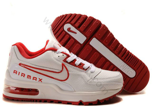 huge selection of ac49c 95cf4 Chaussures Nike air max LTD femme Pas cher Blanc et Rouge,tn nike,100