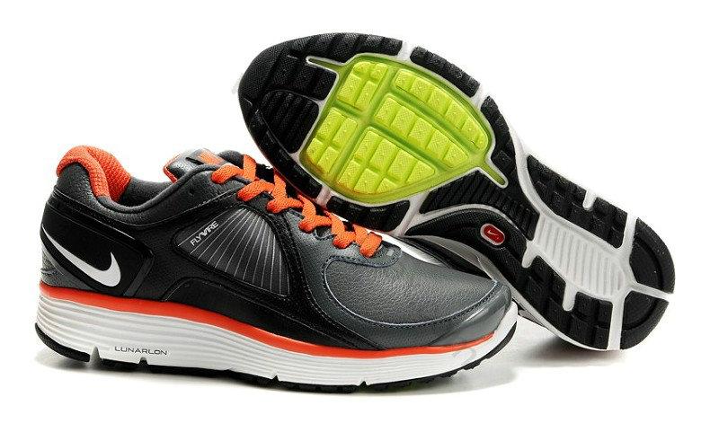 newest b33fc d1e05 Chaussures Nike lunar femme mode Noir et Orange,déguisement pas cher,pas  cher,