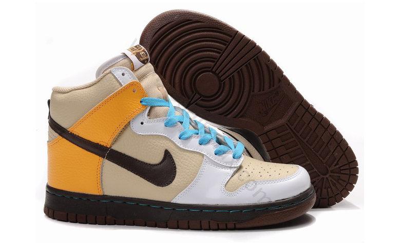 san francisco c7b1b f5aa0 Chaussures Nike Dunk SB Homme Pas cher Blanc Gris et Brown,nike air classic,