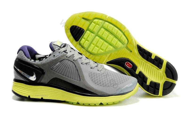 new concept c7886 39edb Chaussures Nike lunar Homme Pas cher Gris et Vert,nike air 90,boutique paris